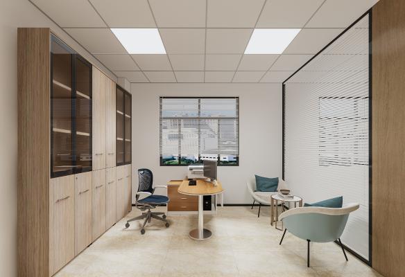 现代医院办公室