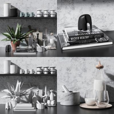 现代风格厨房用品