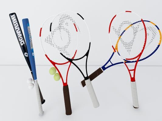现代棒球网球拍