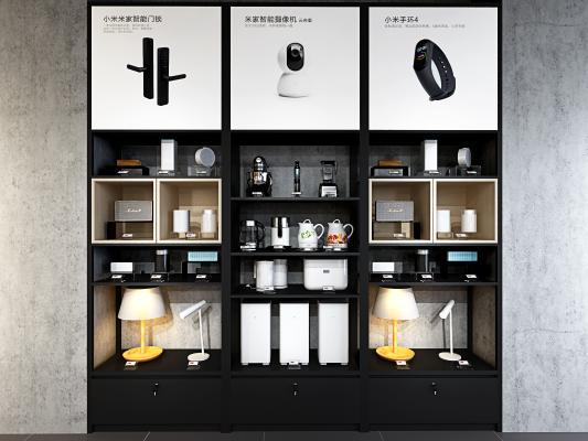 现代小米智能家具 净化器 电饭煲