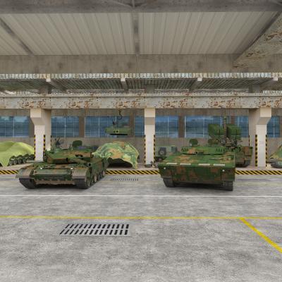 现代军事 坦克 军用