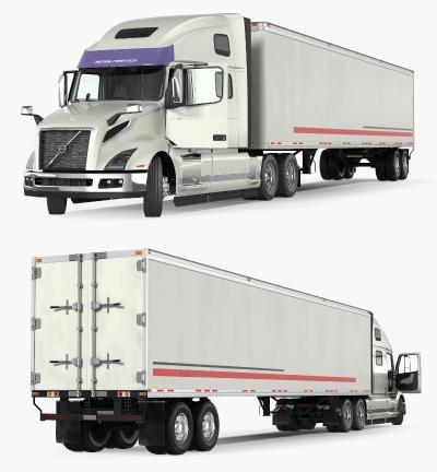 现代卡车 拖挂车 货车