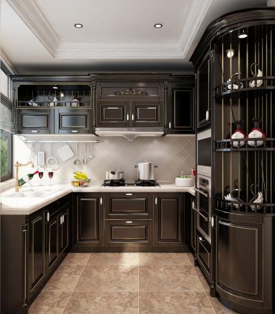 新古典厨房 橱柜
