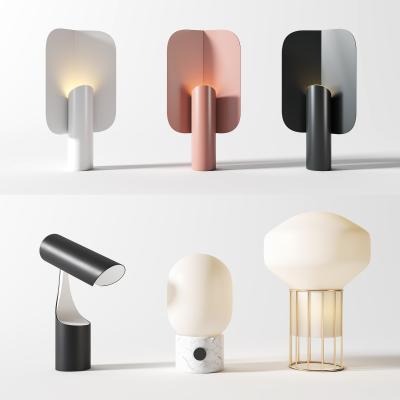 北欧台灯 装饰灯 创意台灯