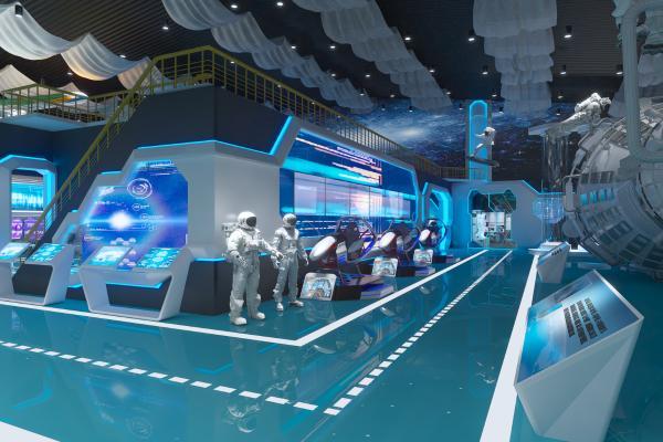 現代科技航空展廳展館