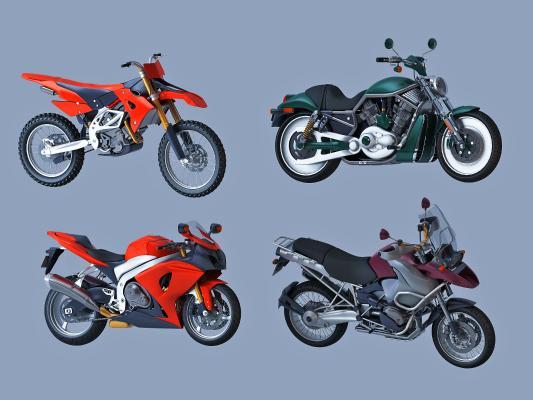 現代機動車 摩托車