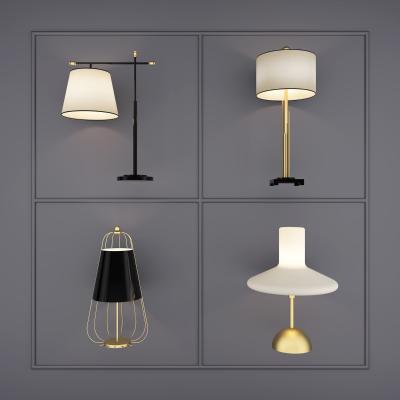 新中式台灯