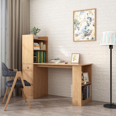 北欧书桌 书架