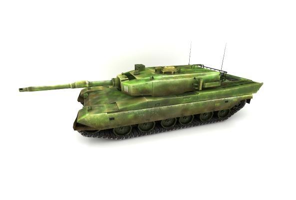 現代風格坦克