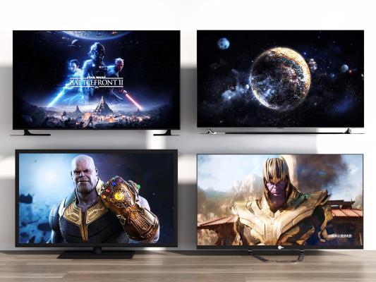 现代数字液晶电视 数字电视 电视机