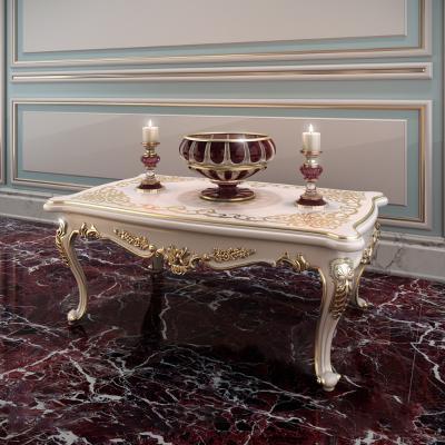 欧式古典欧式茶几摆件组合