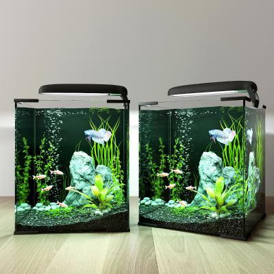 现代鱼缸 养鱼池