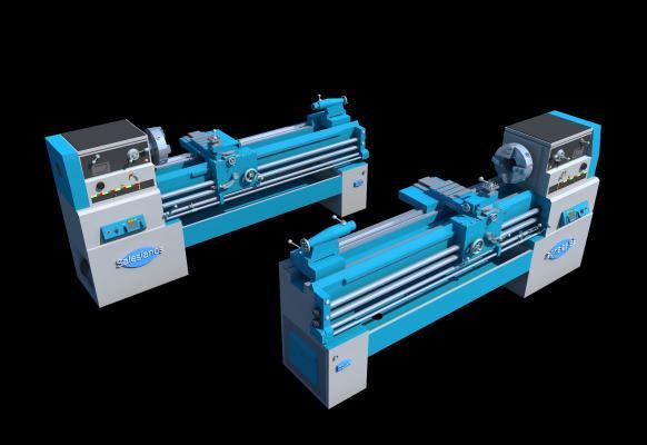 现代工业设备 厂房设备 机床