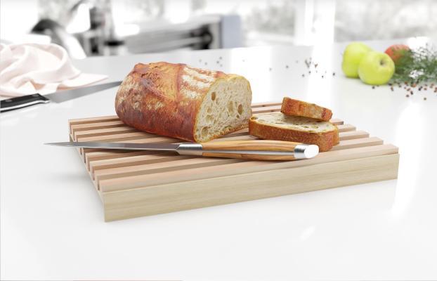 现代切菜板 面包 刀