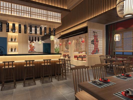 日式酒馆 酒吧 餐馆