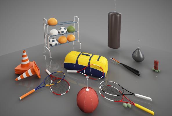 现代体育健身器材