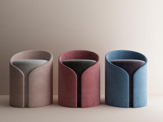 现代软凳 凳子 化妆凳 休闲凳