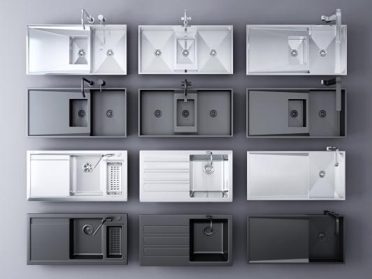 現代水槽 洗菜盆 洗手盆