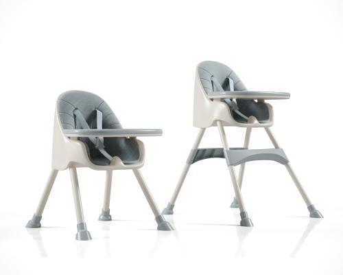 现代宝宝餐椅