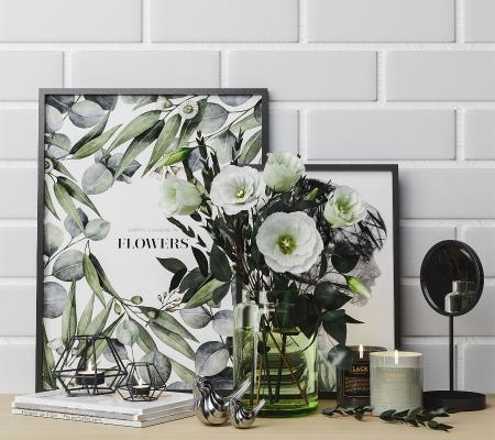 现代花瓶 陈设品组合