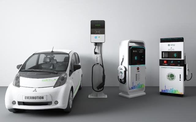 现代充电桩 新能源