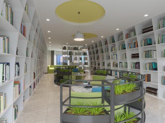 现代小图书馆