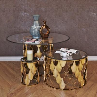 现代茶几桌子组合