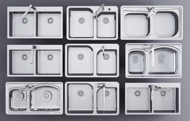 現代水槽 洗碗池