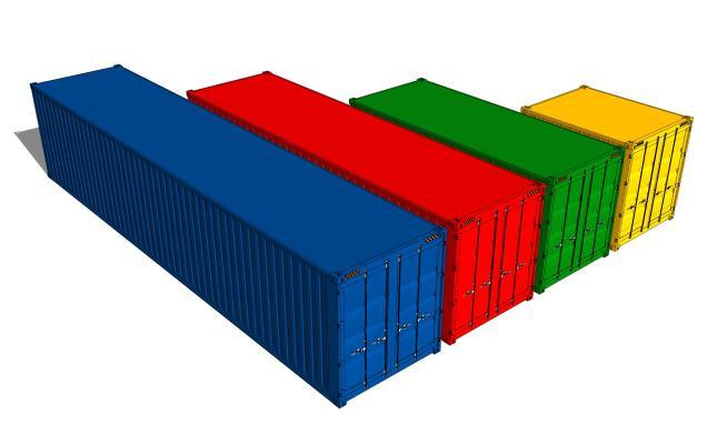 现代集装箱