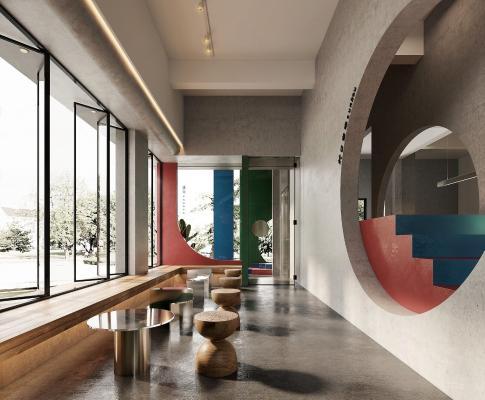 现代餐饮空间