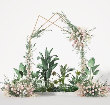 �F代花� 植物 �G植