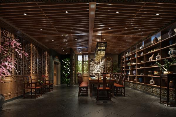 新中式茶餐厅