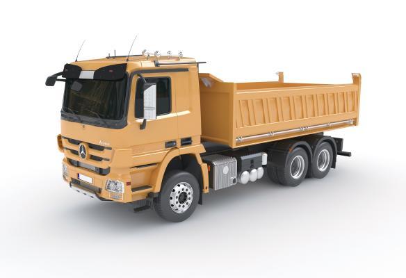 现代卡车 大卡车 奔驰大卡车