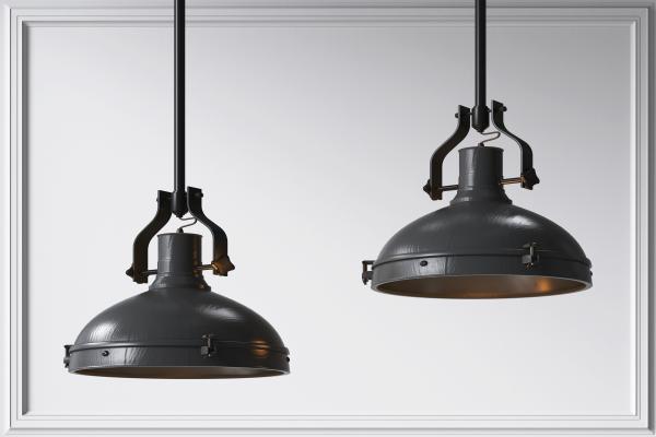 工業風金屬吊燈 吊燈組合 創意吊燈