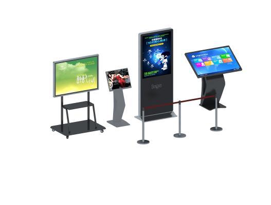 现代智能显示屏 广告机