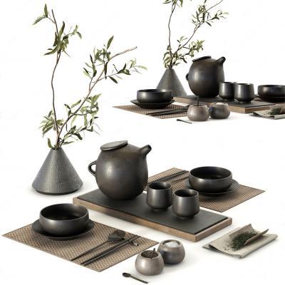 新中式茶具
