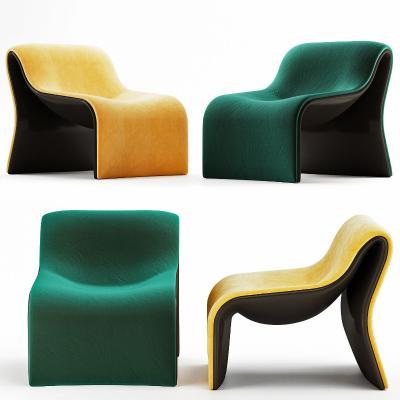 Cassina现代休闲椅