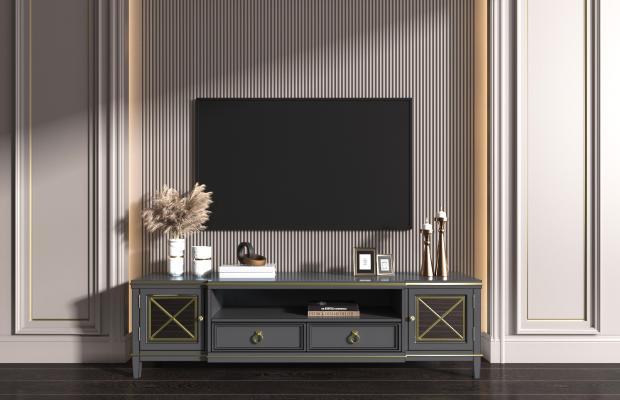 美式 电视柜