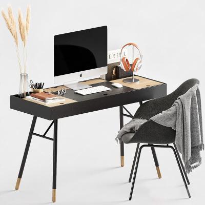 北欧书桌椅组合
