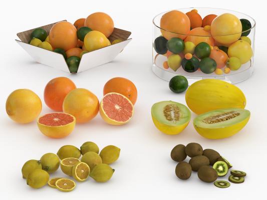 现代水果 橙子 橘子
