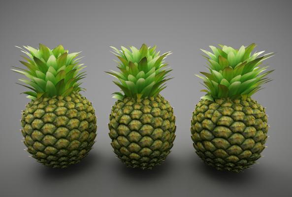 现代风格水果