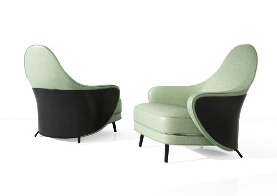 现代沙发 休闲椅 休闲沙发 单人椅子 单人沙发