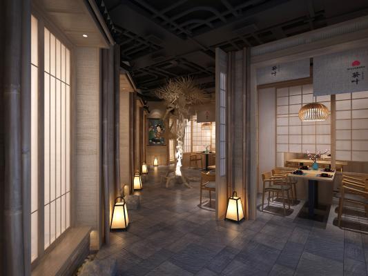 日式餐厅 日料店 西餐厅