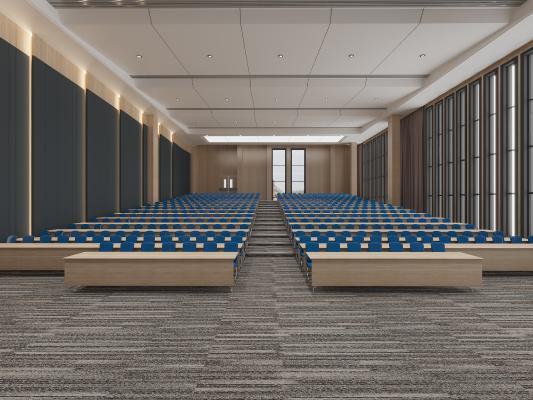 现代阶梯会议室