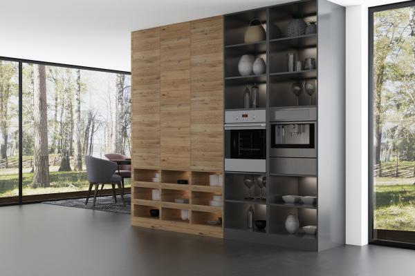 現代国外岛台櫥櫃 厨房