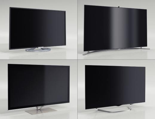现代电视机 显示器