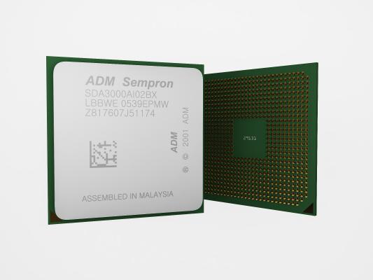 现代CPU芯片