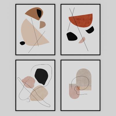 现代画 装饰画