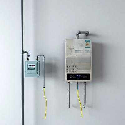 现代燃气表 热水器
