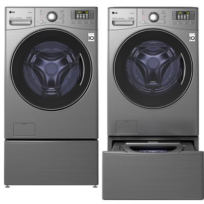 现代滚筒洗衣机